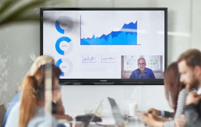 In-person and remote collaboration